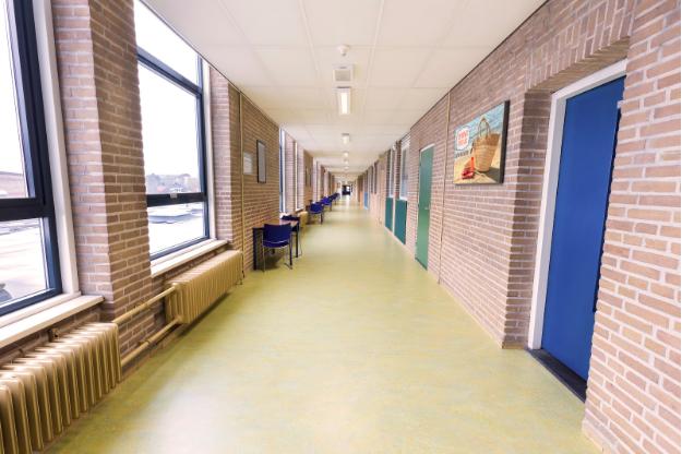 education hallway
